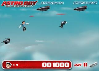 juego astroboy online