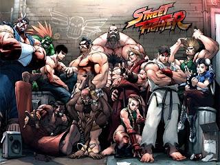 Historia de los videojuegos de peleas