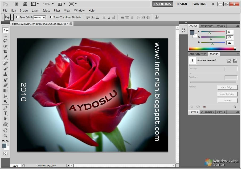 how to use photoshop cs5 5