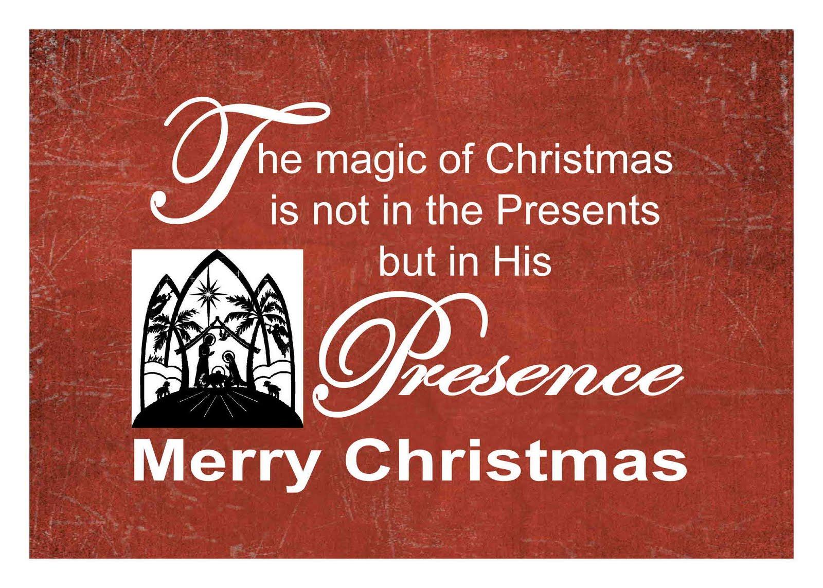 MERRY CHRISTMAS MY FRIEND