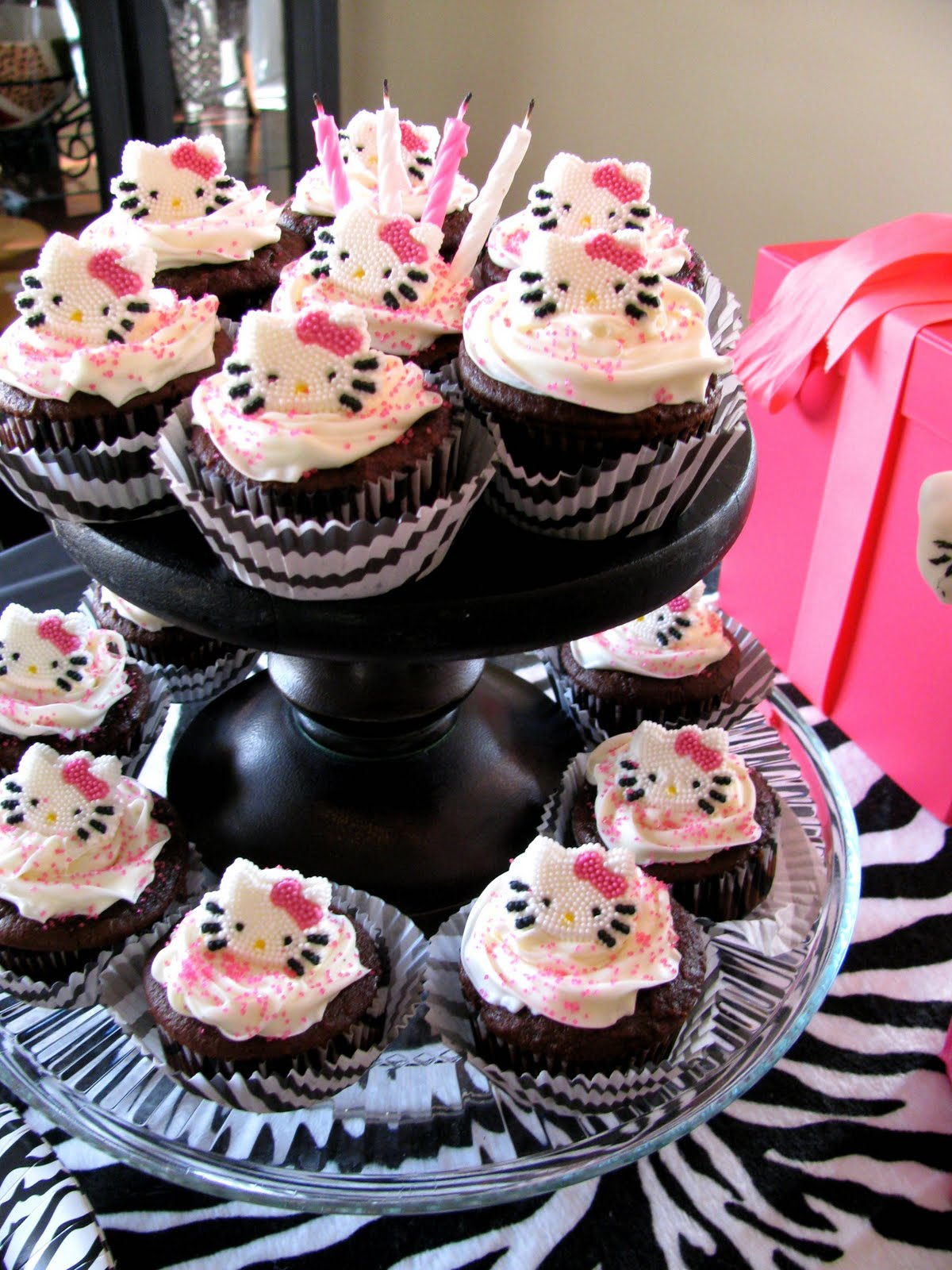 Our Creative Life: A Hello Kitty Birthday Party...not just for young ...