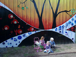 playgroup mural
