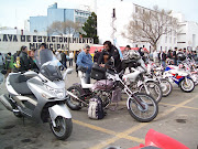 Se llevó a cabo el 2º Encuentro de Motos y Cuatriciclos organizado y . motos