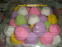 APAM BERAS WARNA-WARNI
