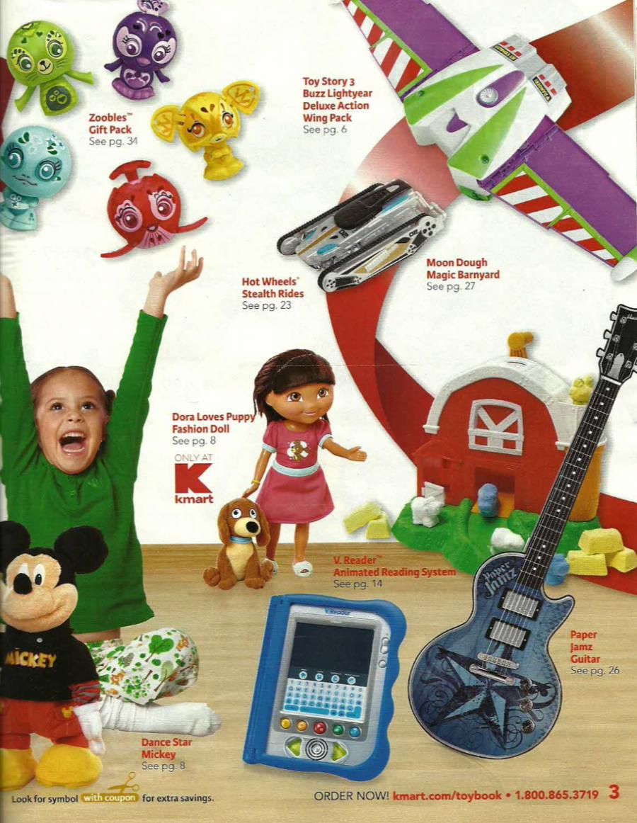 Toys At Kmart : After christmas sales kmart toy book black friday ad