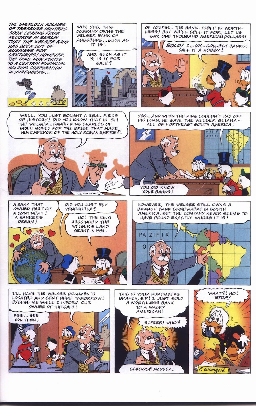 Uncle Scrooge (1953) Issue #311 #311 - English 9