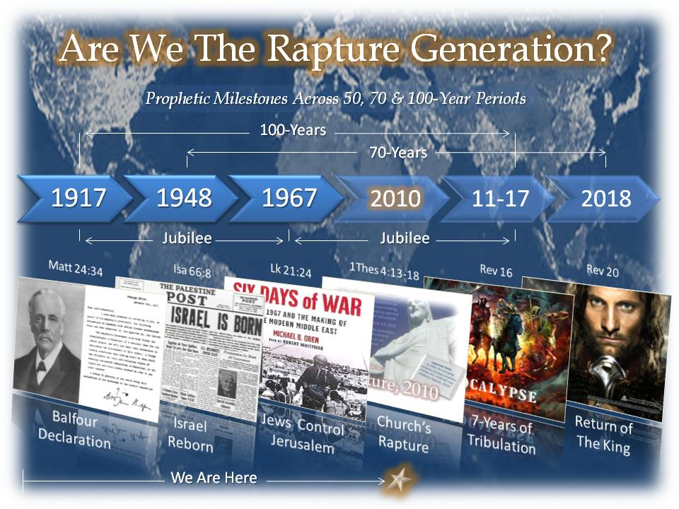 eschatology of the end according to revelations Eschatology: eschatology,  christian, and muslim beliefs about the end of history, the resurrection of the dead, the last  according to this approach,.