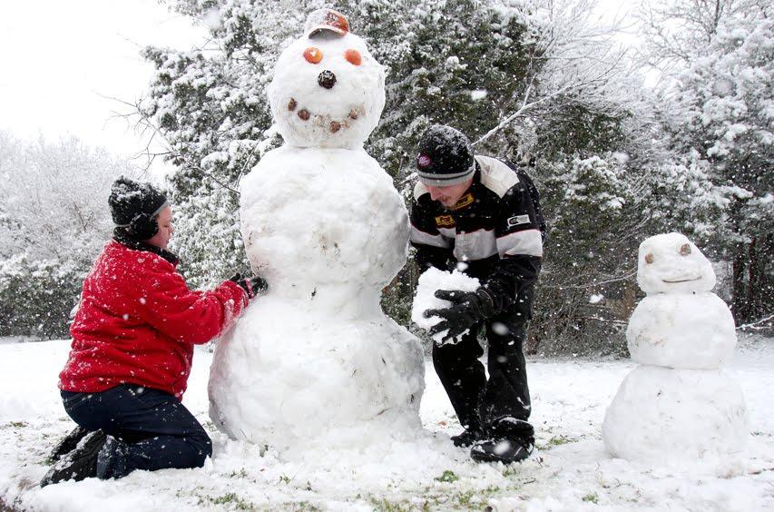 Catrina rawson photography may 2010 for How to make a snowman