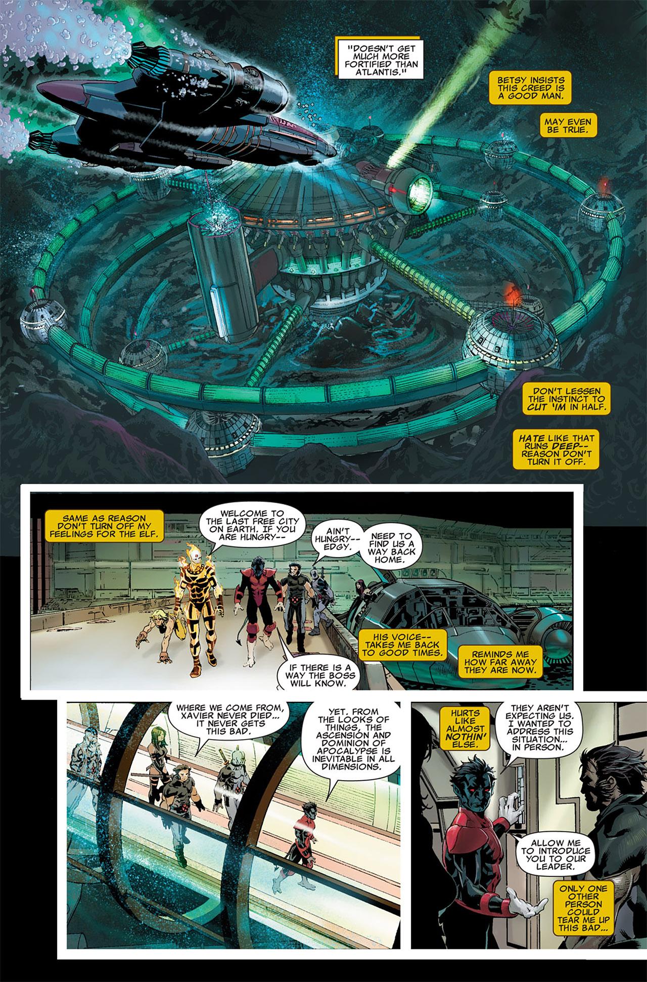 Uncanny X-Force (2010) #11 #26 - English 21