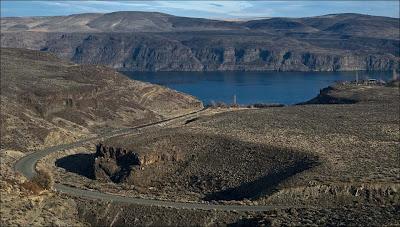 Wanapum Lake Dam Wanapum Dam in The Early