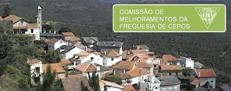 COMISSÃO MELHORAMENTOS DA FREGUESIA DE CEPOS