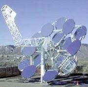 Central Solar Termoeléctrica de Disco Parabólico