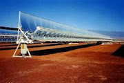 Central Solar Termoeléctrica de Colectores Cilindroparabólicos (CCP)