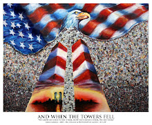 9/11 Tribute painting