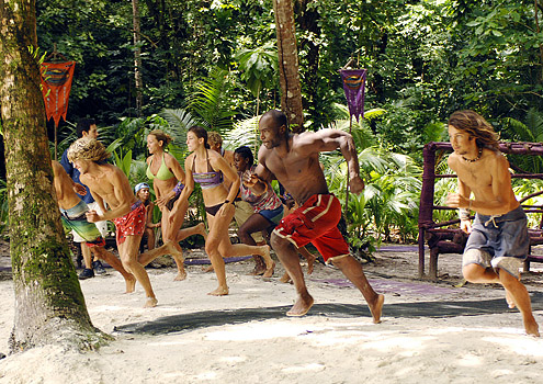 Survivor micronesia photos nues