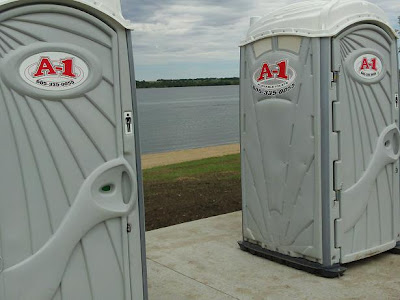 modern outhouses