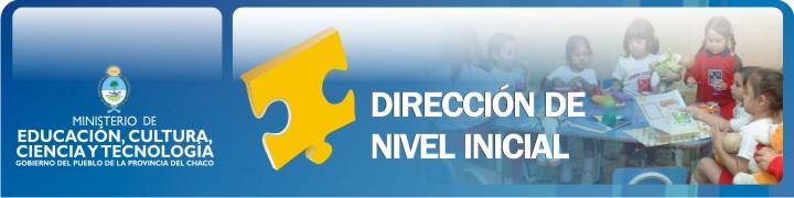 Dirección de Nivel Inicial - CHACO