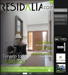 Arquitectura y construcion revista decoracion online for Paginas decoracion online