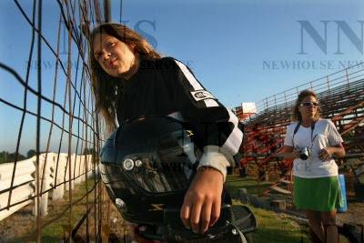 World Youngest Stock Car Racer Stephanie Beane