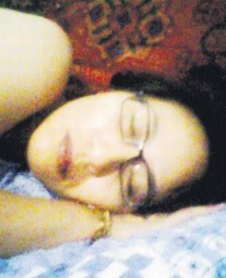 Elizabeth Wong sleeping Photo