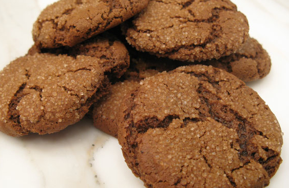 Chewy Ginger Cookies Recipes — Dishmaps