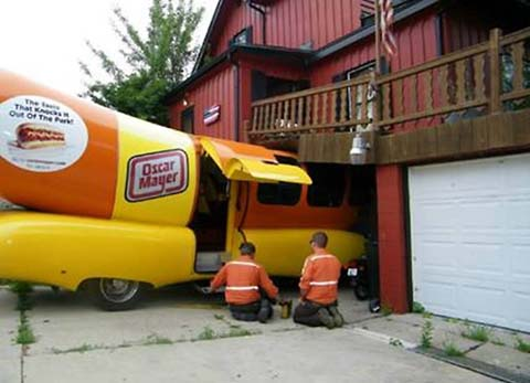 wienermobile ... city maps, and this list of must know Spanish phrases.