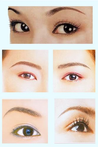 eyebrow tattoos. eyebrow tattoo procedure
