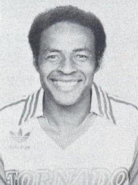 Teodoro, quando jogou nos EUA