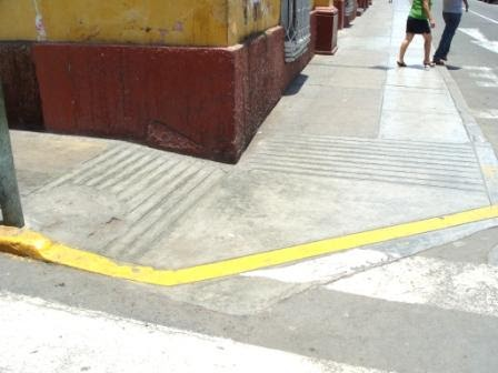 Supervisan Construcci N De Rampas En Veredas De Trujillo