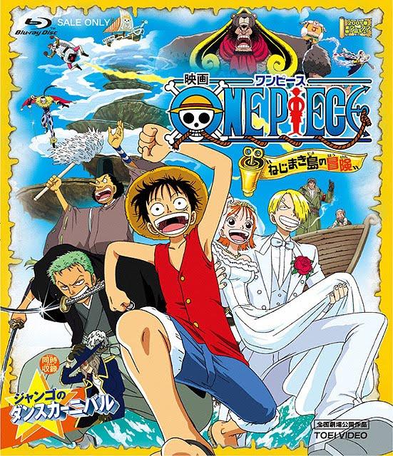 One Piece - Filme 01 - O Grande Pirata do Ouro