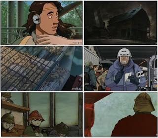 Satoshi Kon Memories