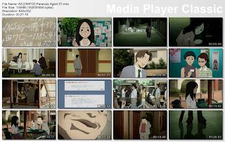 Satoshi Kon Paranoia+Agent+SS
