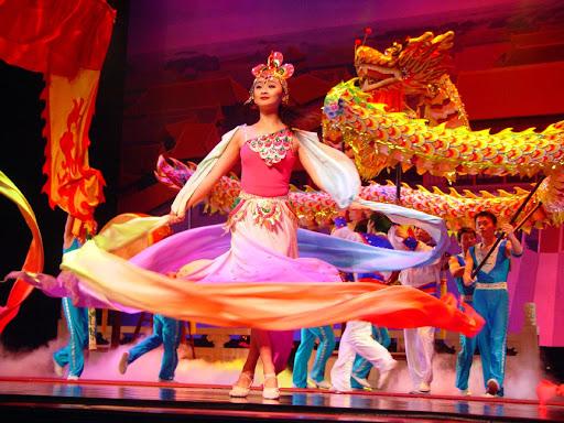 Enjoying Animal Adventures at Circus World Shanghai!