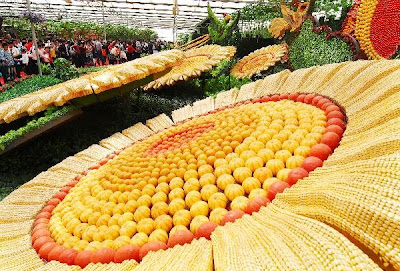 International Vegetable Fair in china