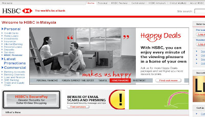HSBC malaysia internet banking - Login to www.hsbc.com.my