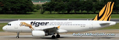 Tiger Airways Online Check in Process Guide