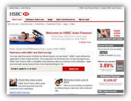 HSBC Auto : Login to www.hsbcusa-autoloans.com account