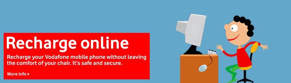 Vodafone Recharge Online