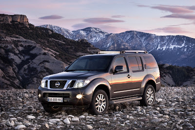 2011 Nissan Pathfinder Pictures