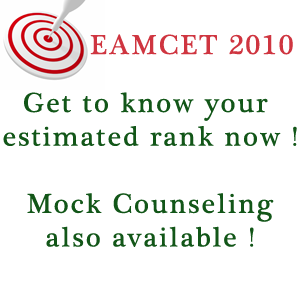 EAMCET Engineering Counselling 2010 to starts from 22 August - Dates Revealed
