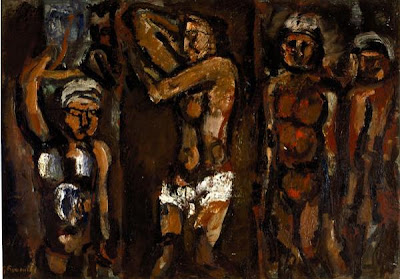 Working As A Teenager Apprentice To Glass Painter And Restorer Georges Rouault Came Face Daily With Beautiful Stained Windows Showing