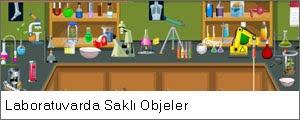 Laboratuvarda Saklı Objeler
