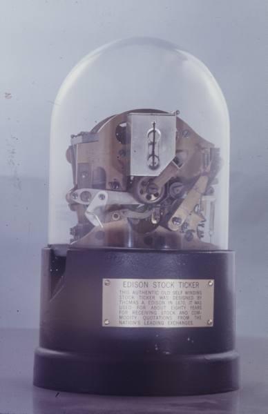 ticker machine for sale