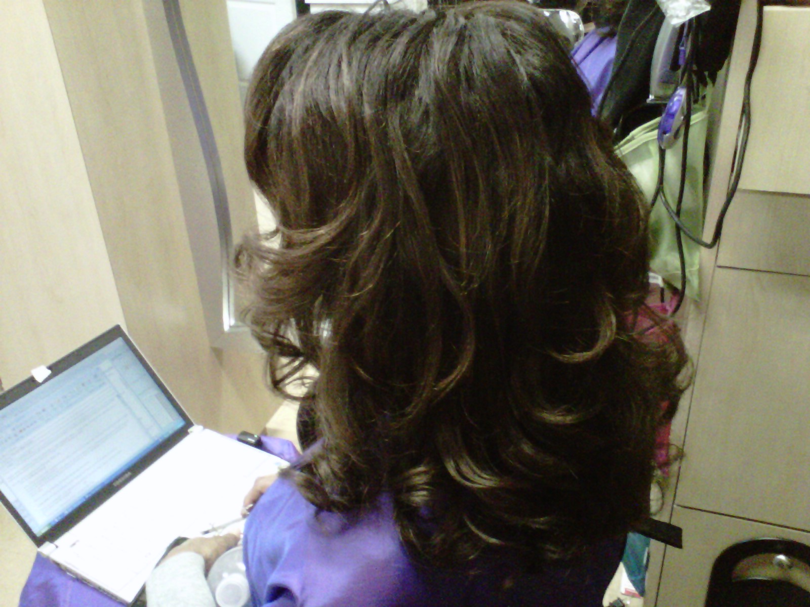 Phenomenalhaircare Type 3 Hair With Relaxer Color And Extensions