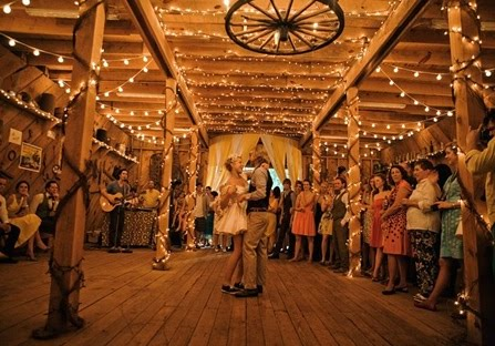 Here in Colorado we have an abundance of settings for rustic fall weddings