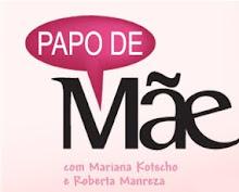 PAPO DE MÃE