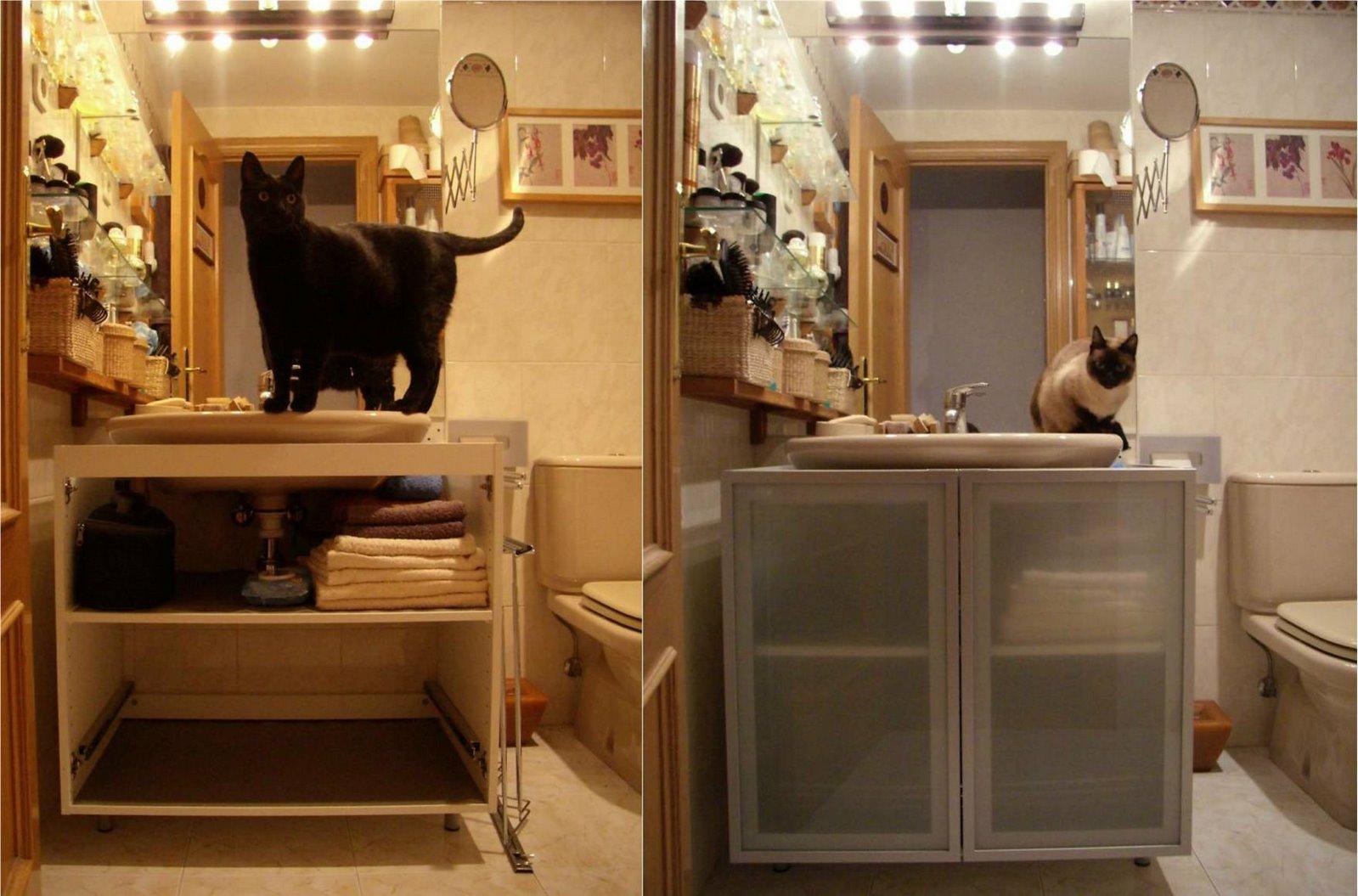 Mueble de espejos para lavabo mi llave allen - Espejos para lavabos ...