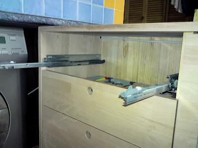 Octubre 2009 mi llave allen for Rieles puertas correderas ikea