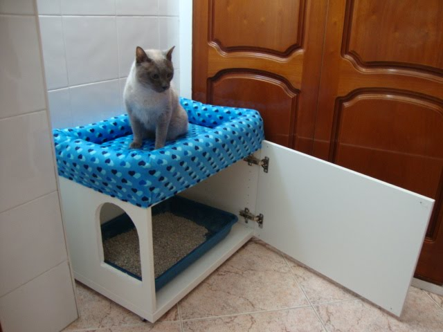 Duplex con vistas mi llave allen - Cuccia per gatti ikea ...