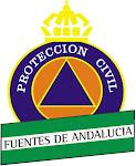 Proteccion Civil de Fuentes de Andalucia  PLaza de España 1a Tfnos.: 954 83 84 70 y    609 73 12 86